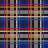 Seamless tartan pattern background plaid. Christmas decoration, scottish ornament. Stock Image