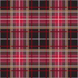 Seamless tartan pattern background plaid. Christmas decoration, scottish ornament. Stock Photos