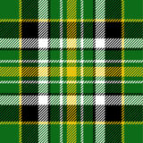 Seamless tartan pattern Royalty Free Stock Images