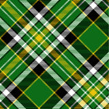 Seamless tartan pattern Royalty Free Stock Photo