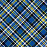 Seamless tartan pattern Stock Photography