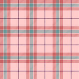 Seamless tartan pattern Royalty Free Stock Photography