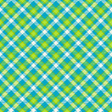 Seamless tartan pattern Stock Images