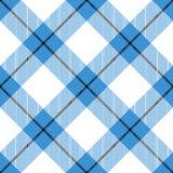 Seamless tartan pattern Stock Photography
