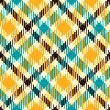 Seamless tartan  pattern Royalty Free Stock Photography