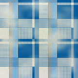 Seamless tartan pattern on paper texture Royalty Free Stock Photography