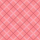 Seamless tartan pattern Stock Images