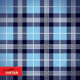 Seamless tartan pattern Stock Photo