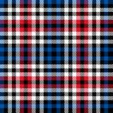 Seamless tartan pattern Royalty Free Stock Photo