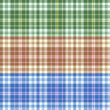 Seamless tartan patterns Stock Photos