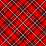 Seamless tartan plaid pattern. Stock Photos