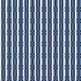 Seamless tartan plaid pattern. Checkered fabric texture stripes Royalty Free Stock Photos