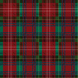 Seamless tartan plaid pattern Royalty Free Stock Photos