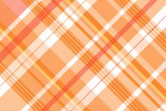 Seamless tartan plaid pattern. Texture for - plaid, tablecloths, clothes, shirts, dresses, paper, bedding, blankets, quilts and stock illustration