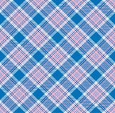 Seamless tartan vector pattern Stock Photo