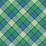 Seamless tartan vector pattern Royalty Free Stock Images