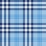 Seamless tartan vector pattern Stock Images