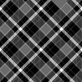 Seamless tartan vector pattern Stock Images