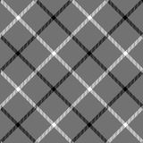 Seamless tartan vector pattern Royalty Free Stock Photo
