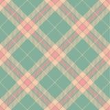 Seamless tartan vector pattern Royalty Free Stock Photography