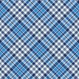 Seamless tartan vector pattern Stock Image