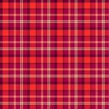 Seamless tartan vector pattern Royalty Free Stock Image
