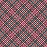 Seamless tartan vector pattern Royalty Free Illustration
