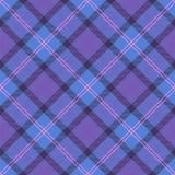 Seamless tartan vector pattern Royalty Free Stock Images