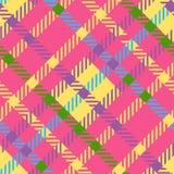 Seamless tartan vector pattern.striped plaid pattern. Seamless tartan vector pattern. striped plaid pattern Stock Photography
