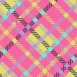 Seamless tartan vector pattern.striped plaid pattern. Seamless tartan vector pattern. striped plaid pattern stock illustration