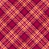 Seamless tartan vector pattern Stock Photos