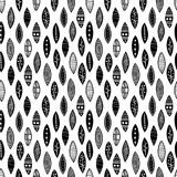 Seamless template for design fabric. Stock Photos