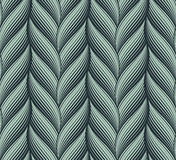 Seamless textile fibre weave graphic pattern Royalty Free Stock Photography