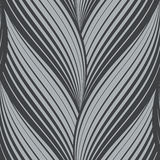 Seamless textile fibre weave graphic pattern Stock Images
