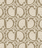 Seamless textile floral background Royalty Free Stock Image