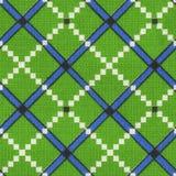 Seamless textile (napkin, towel, fabric) pattern texture.  Texti Royalty Free Stock Photo