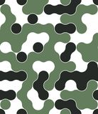 Seamless textile pattern Royalty Free Stock Photo