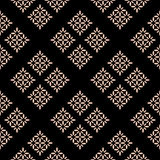 Seamless Textile Pattern Background Royalty Free Stock Photography
