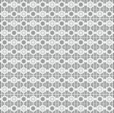 Seamless textile quilt pattern Royalty Free Stock Photography