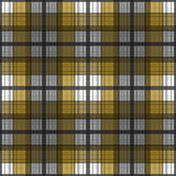 Seamless textile tartan checkered texture plaid pattern backgrou Stock Photo