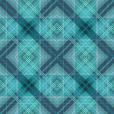 Seamless textile tartan checkered texture plaid pattern backgrou Royalty Free Stock Images