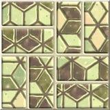 Seamless textur av ramarna Royaltyfria Bilder