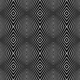 seamless textur för geometrisk modell Royaltyfri Bild