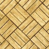 seamless textur för golvparkett Royaltyfri Fotografi
