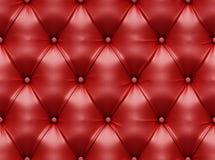 seamless textur för läder Arkivbild
