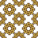 Seamless texture 17 Stock Image