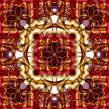 Seamless texture 19. Seamless texture, abstract pattern; vector art illustration Royalty Free Stock Photo