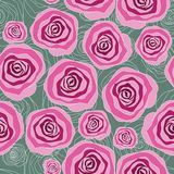 Seamless texture 293 Stock Image