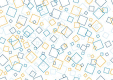 Seamless texture. Color squares. Vector illustration Royalty Free Stock Images