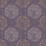 Seamless texture with abstract pattern on business. Royalty Free Stock Images